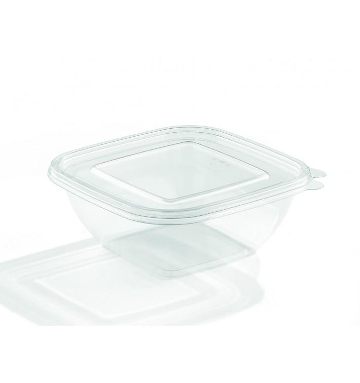 Tigela de Plastico PET 1000ml 190x190x50mm (300 Uds)