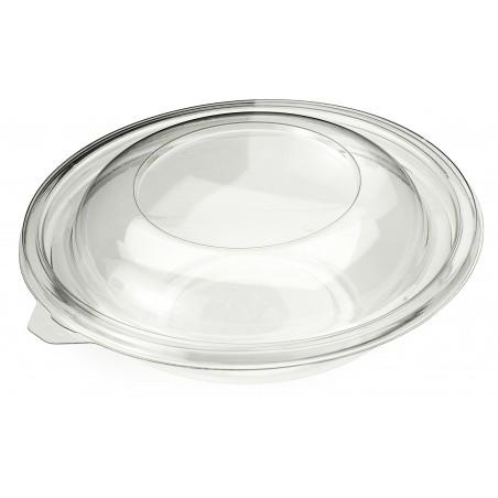 Tampa de Plastico para Saladeira PET Ø140mm (500 Uds)