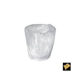 Copo Plastico para Coctel Transp. PS Ø73mm 200ml (50 Uds)