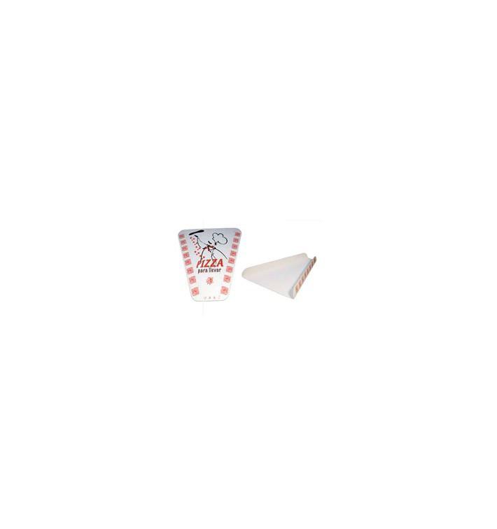 Porçõe Cartão Pizza (500 Uds)