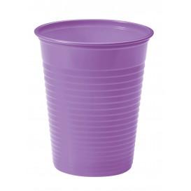Copo de Plastico Violeta PS 200 ml (1500 Unidades)