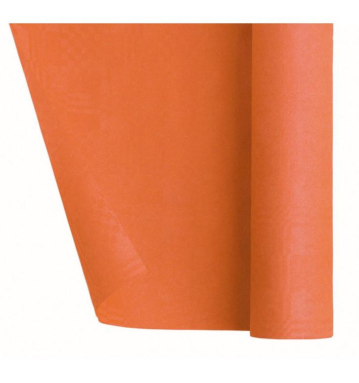 Toalha Papel Rolo Mesa Laranja 1,2x7m (25 Uds)