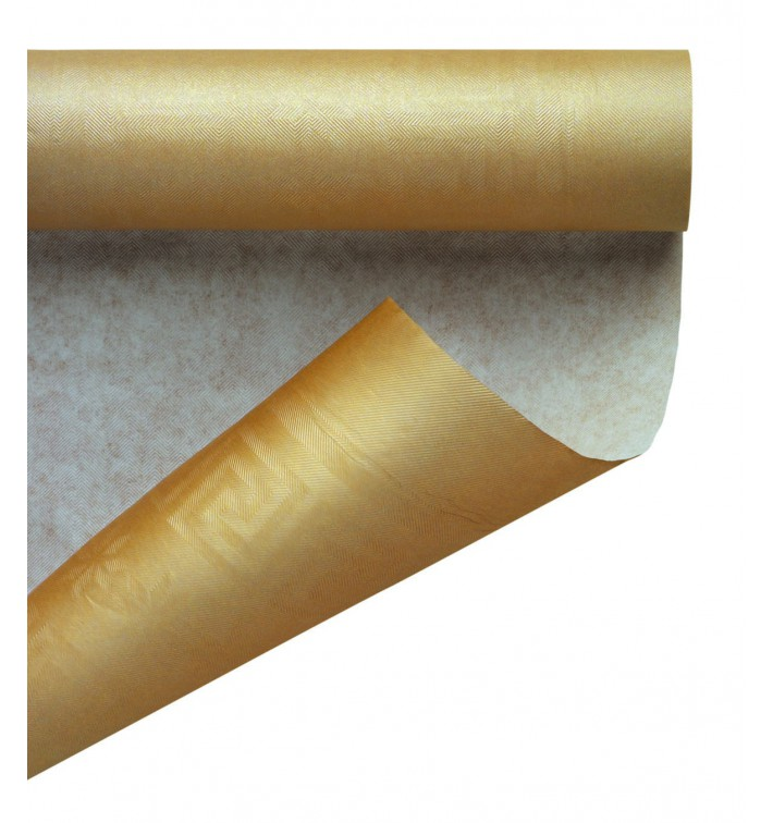 Toalha Papel Rolo Mesa Ouro 1,2x7m (1 Ud)