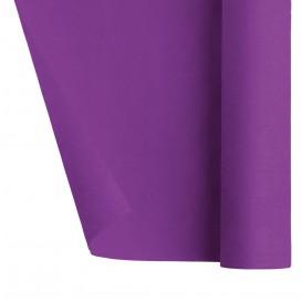 Toalha Papel Rolo Mesa Violeta 1,2x7m (25 Uds)