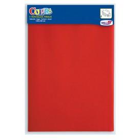 Toalhete Papel Mesa Vermelho 1,2x1,8m (1 Uds)