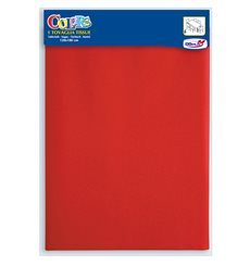 Toalhete Papel Mesa 1,2x1,8m Vermelho (1 Uds)