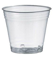 Copo PLA Bio Transparente 160ml Ø7,2cm (50 Uds)
