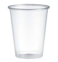 Copo de Plastico PP Transparente 200ml Ø7,0cm (100 Unidades)