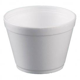 Taça Isopor Branca 16OZ/475ml Ø11,7cm (25 Unidades)