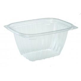 "Embalagem Plastico OPS ""ClearPac"" Transparente 473ml (63 Uds)"
