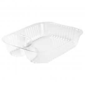 Embalagem Plastico PS 2 C. Transp. 565ml (125 Uds)