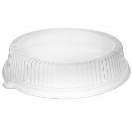 Tampa Plastico Transparente para Prato Ø260mm (500 uds)