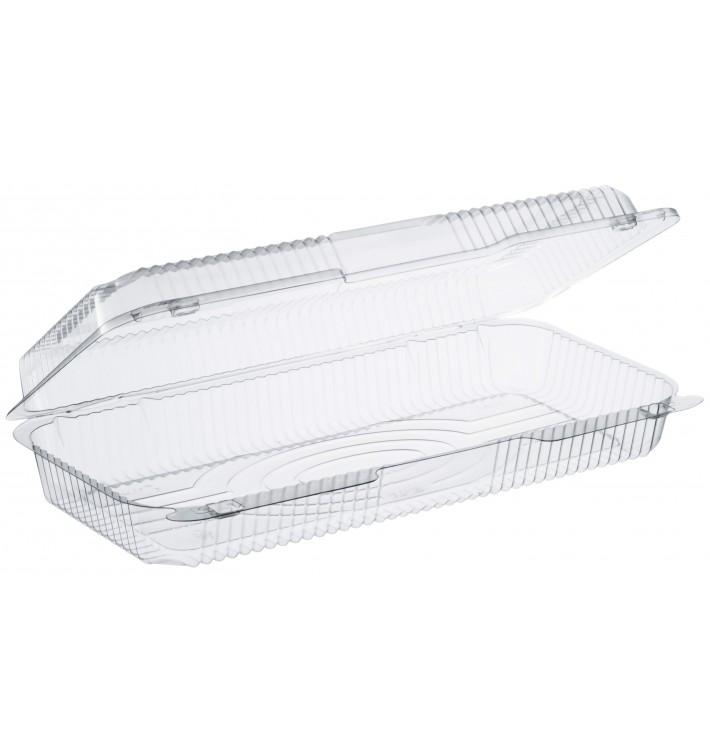 """Embalagem Plastico OPS """"StayLock"""" Bisagra Transp. 1485ml (100 Uds)"""