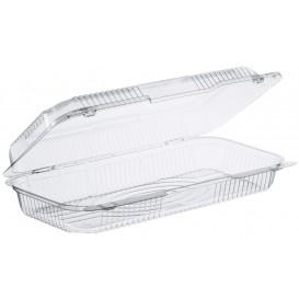 """Embalagem Plastico OPS """"StayLock"""" Bisagra Transp. 1065ml (125 Uds)"""