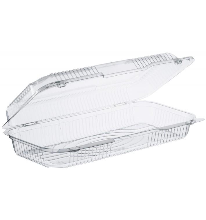 """Embalagem Plastico OPS """"StayLock"""" Bisagra Transp. 1065ml (250 Uds)"""