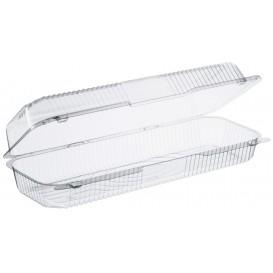 """Embalagem Plastico OPS """"StayLock"""" Bisagra Transp. 1310ml (250 Uds)"""
