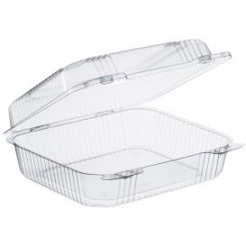 """Embalagem Plastico OPS """"StayLock"""" Bisagra Transp. 1260ml (125 Uds)"""