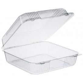 """Embalagem Plastico OPS """"StayLock"""" Bisagra Transp. 2240ml (250 Uds)"""