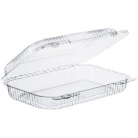 """Embalagem Plastico OPS """"StayLock"""" Bisagra Transp. 991ml (125 Uds)"""