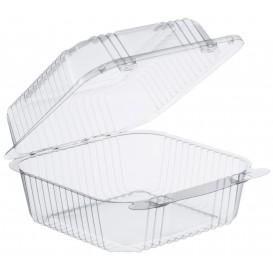 """Embalagem Plastico OPS """"StayLock"""" Bisagra Transp. 790ml (125 Uds)"""