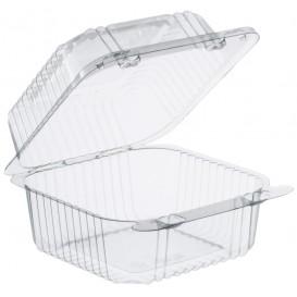"""Embalagem Plastico OPS """"StayLock"""" Bisagra Transp. 553ml (125 Uds)"""