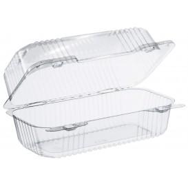 """Embalagem Plastico OPS """"StayLock"""" Bisagra Transp. 707ml (250 Uds)"""
