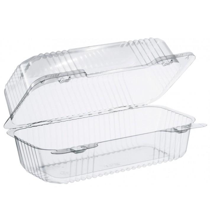 """Embalagem Plastico OPS """"StayLock"""" Bisagra Transp. 707ml (125 Uds)"""