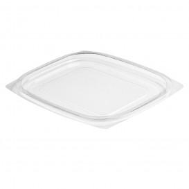 Tampa Plana Plastico OPS Transp. Embalagem 237/355/473ml (63 uds)