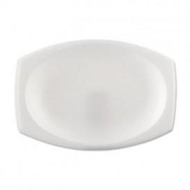 Prato Isopor Blanco 260 mm (100 Unidades)