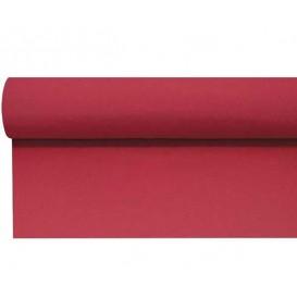 Toalha para Mesa Airlaid Vermelho Pre-cortada 0,4x48m (1 Ud)