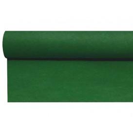 Toalha para Mesa Airlaid Verde Pre-cortada 0,4x48m (1 Ud)