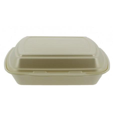 Embalagem Foam PortaMenus 3 C. Champahne 240x210x70mm (250 Uds)