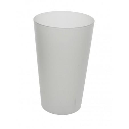 Copo Reutilizável Ecológico 330ml PP (35 Uds)