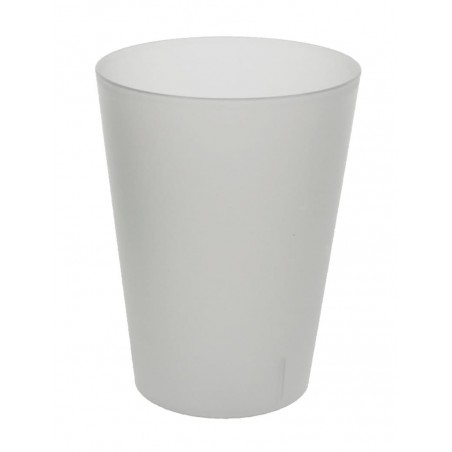 Copo Reutilizável Ecológico Sidra 500ml PP (384 Uds)