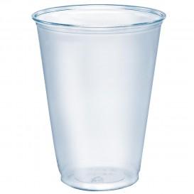 Copo Plastico PET Cristal Solo® 10Oz/296ml Ø7,8cm (1000 Uds)