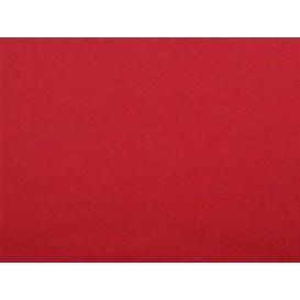 Toalhete Não Tecido Airlaid Vermelho 30x40cm (400 Uds)