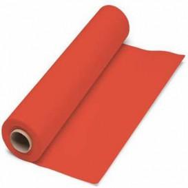 Toalha Papel Rolo Mesa Vermelho 1x100m 40g (6 Uds)