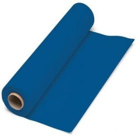Toalha Papel Rolo Mesa Azul 1x100m 40g (6 Uds)