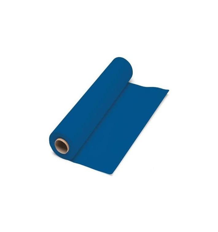 Toalha Papel Rolo Mesa Azul 1x100m 40g (6 Uds)