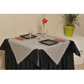 Toalha em Rolo Não Tecido Cinza 1,2x50m 50g (6 Uds)