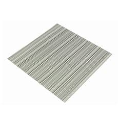 "Guardanapos Airlaid ""Basic"" Preto 40x40cm (50 Uds)"