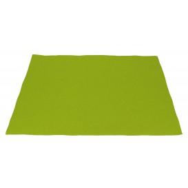 Toalhete Papel Mesa 30x40cm Verde Lima 40g (1.000 Uds)