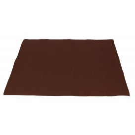 Toalhete Papel Mesa 30x40cm Marron 40g (1.000 Uds)
