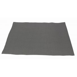 Toalhete Papel Mesa 30x40cm Cinza 40g (1000 Uds)