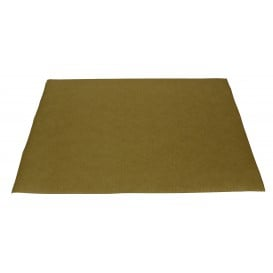 Toalhete Papel Mesa 30x40cm Ouro 50g (2500 Uds)