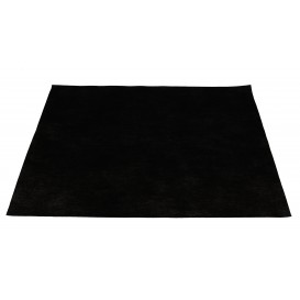 Toalhete Não Tecido Preto 30x40cm 55g (500 Uds)
