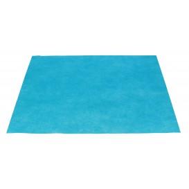 Toalhete Não Tecido Turquesa 30x40cm 50g (500 Uds)