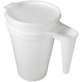 Jarro Descartáveis Termico Foam EPS 32Oz/960 ml Ø11,7cm (25 Uds)