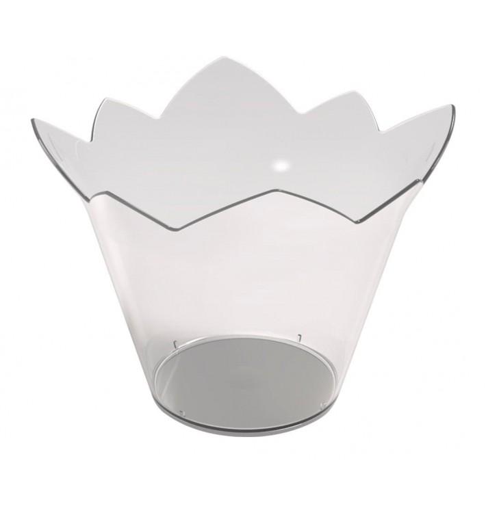Tigela Degustação Waterlily Transparente 70 ml (500 Unidades)