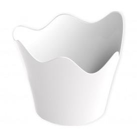 Tigela Degustação Rain Branco 90 ml (25 Unidades)